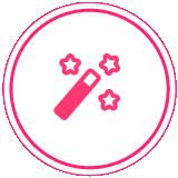 inform & improve icon
